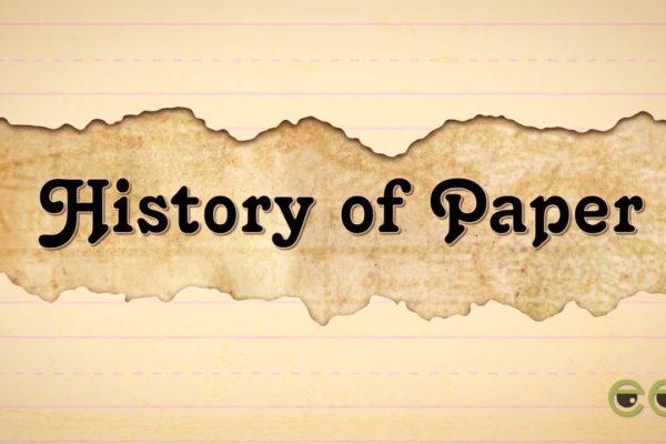 Mengenal Sejarah Kertas