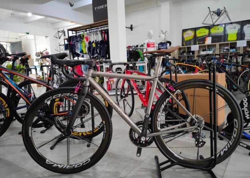 10 Toko Sepeda Jogja yang Lengkap dan Murah 1