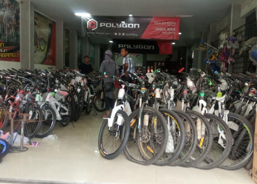 toko sepeda murah