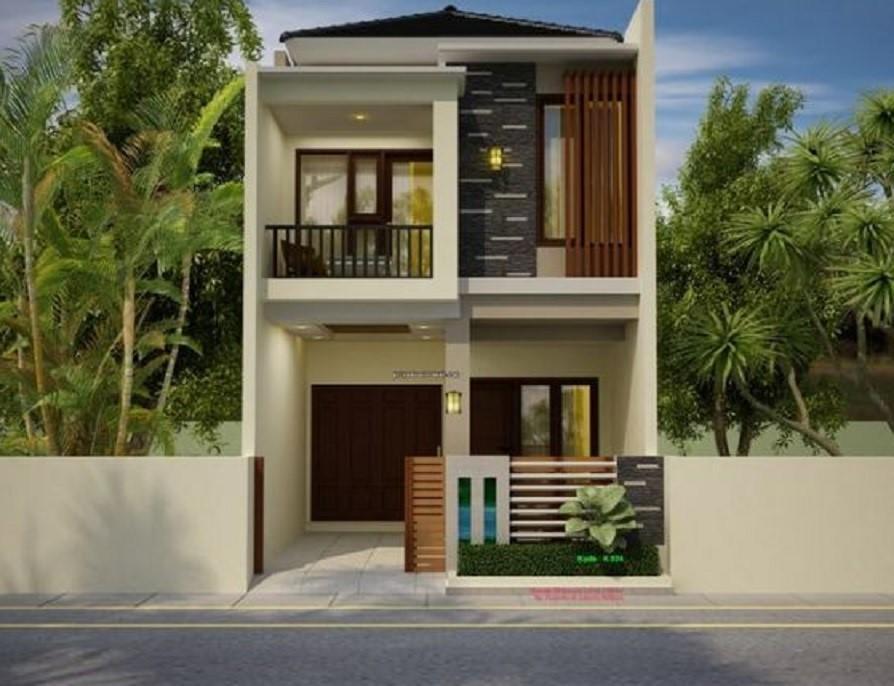 Model Desain Rumah Minimalis Terbaru Tahun 2021 5