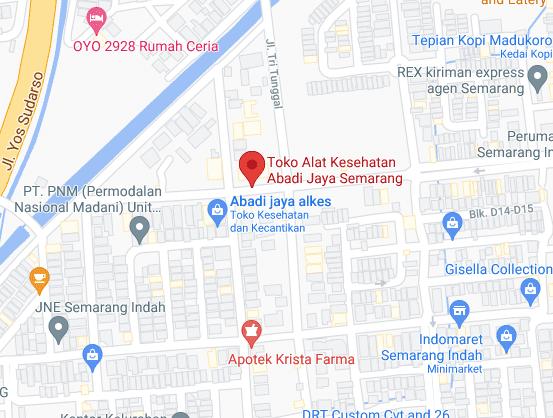 10 Rekomendasi Toko Alat Kesehatan Semarang 8