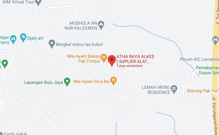 10 Rekomendasi Toko Alat Kesehatan Semarang 9