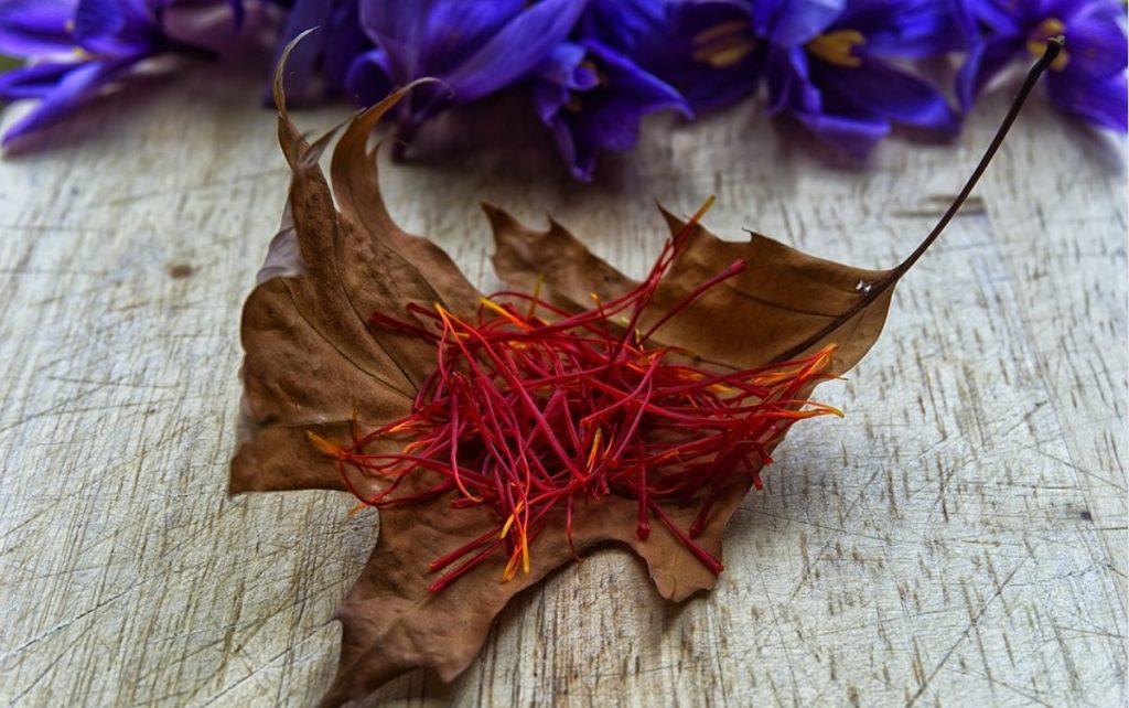 manfaat saffron 2